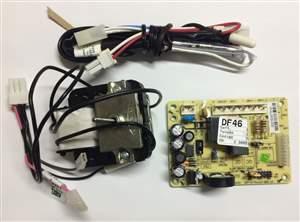 Kit Placa Sensor Refrigerador Electrolux 127v Df46 Df49/ cod 70001453